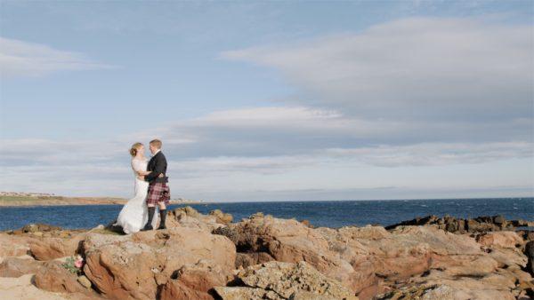 rustic wedding swift productions