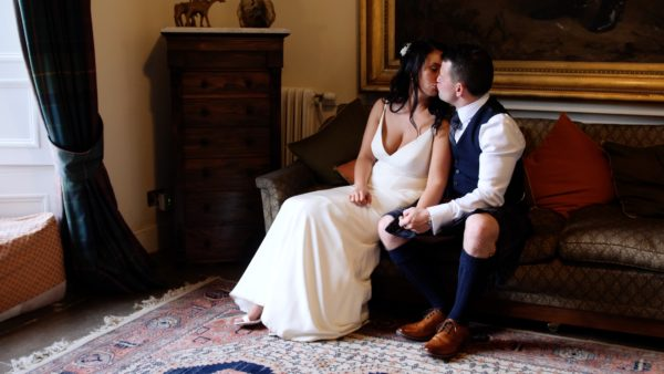 Boturich Castle Wedding Photography | Swift Productions