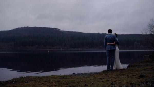 Swift Productions | Loch Ken Wedding