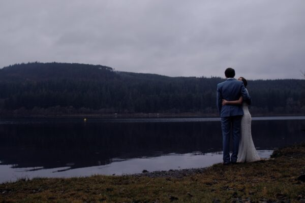 Swift Productions | Loch Ken Wedding